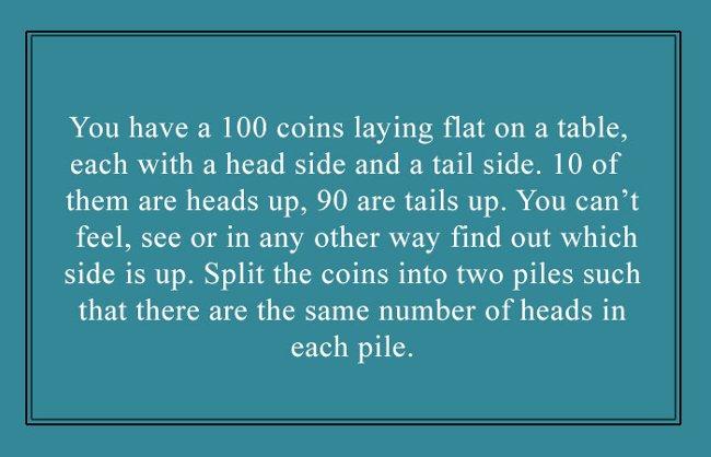 Câu hỏi về đồng xu
