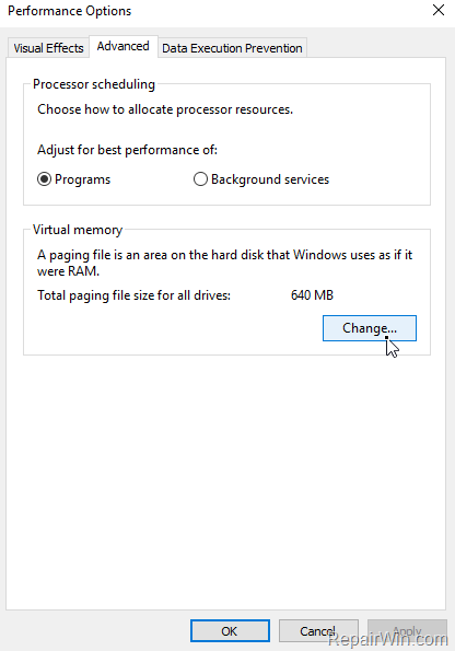 Hướng dẫn sửa lỗi màn hình xanh PAGE FAULT IN NONPAGED AREA hay STOP 0x00000050