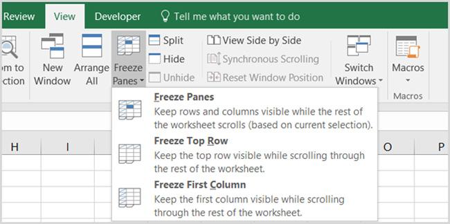 14 mẹo tiết kiệm thời gian khi dùng Microsoft Excel