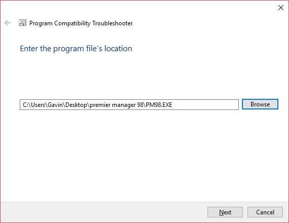 Làm thế nào để chạy game, phần mềm cũ trên Windows 10