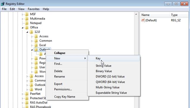 Lỗi Outlook 0x8004060C trong quá trình gửi / nhận thư, đây là cách sửa lỗi