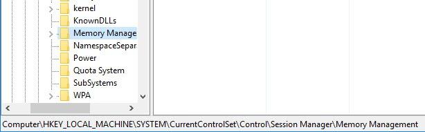 Xóa sạch dấu vết của Pagefile mỗi khi tắt máy tính Windows 10