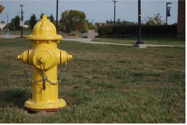 Vòi nước chữa cháy công cộng