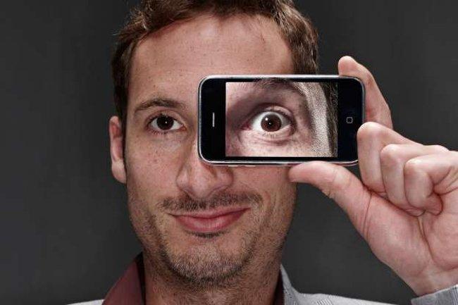 Điện thoại có thể làm ảnh hưởng đến mắt của bạn