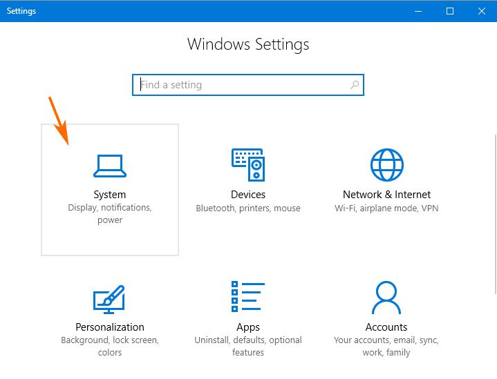 Tự động giải phóng không gian trống trên Windows 10 sau 30 ngày