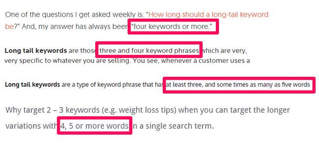 Cách làm và nghiên cứu về Long Tail Keyword trong SEO - Phần 1