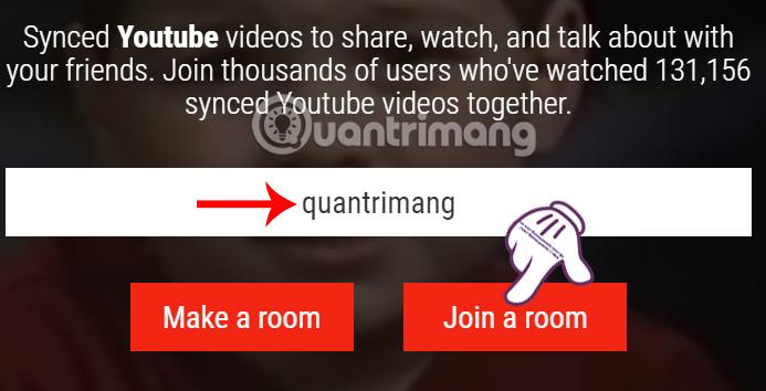 Cách xem video YouTube theo nhóm bằng ShareTube online