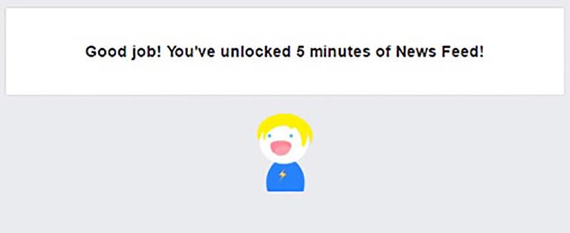 Khóa Facebook sau 5 phút cho đến khi hoàn tất công việc của bạn bằng tiện ích mở rộng này trên Chrome