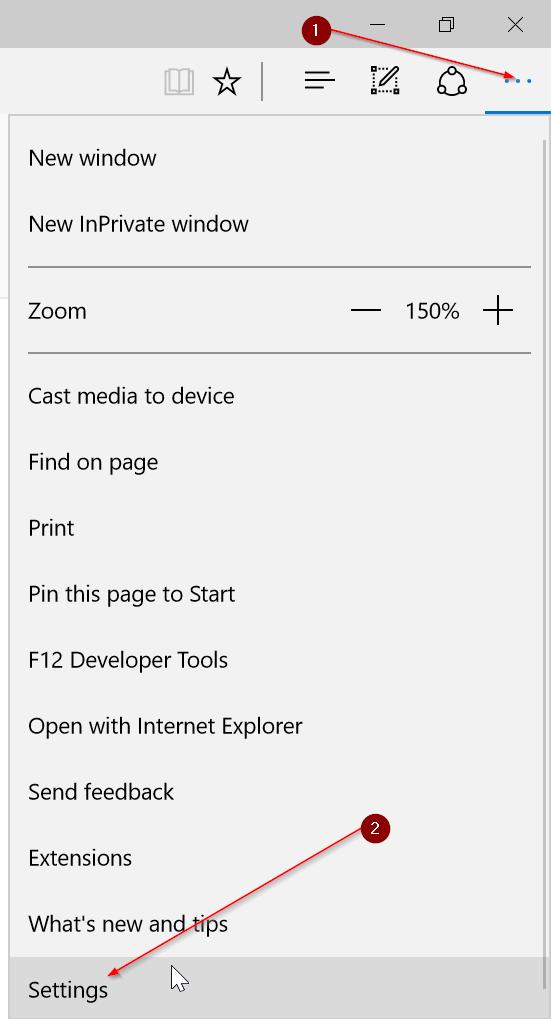 Cách nhập mật khẩu đã lưu trên trình duyệt Internet Explorer sang trình duyệt Edge