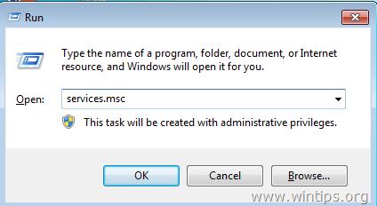 "Các bước sửa lỗi: ""Windows Resource Protection could not start the repair service"""