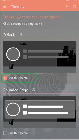 Tạo màn hình khóa độc đáo trên Windows 10 Mobile bằng Win Screens
