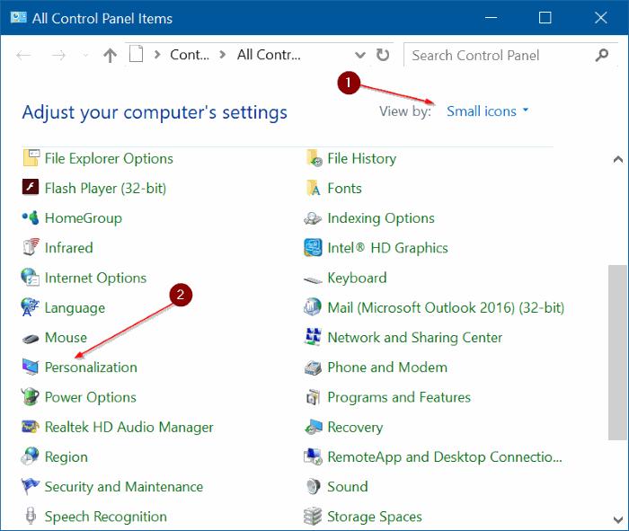 3 cách để xóa theme đã cài đặt trên Windows 10