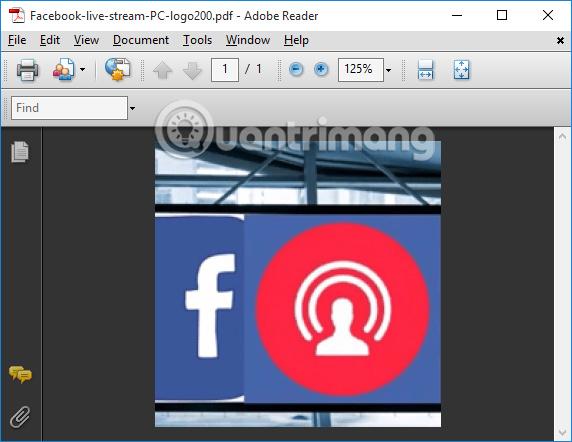 Cách chuyển đổi ảnh PNG sang file PDF