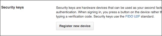Làm thế nào để bảo mật các tài khoản của bạn bằng khóa bảo mật U2F?