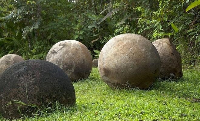 Cánh đồng đá khổng lồ