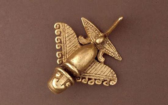Tượng vàng Inca