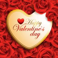 Những ảnh chúc valentine, lời chúc valentine lãng mạn, ngọt ngào, hay và ấn tượng nhất