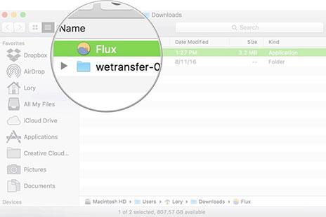 Cách đưa tính năng Night Shift lên Mac bằng F.lux