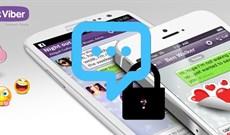Hướng dẫn gửi tin nhắn tự động hủy trên Viber