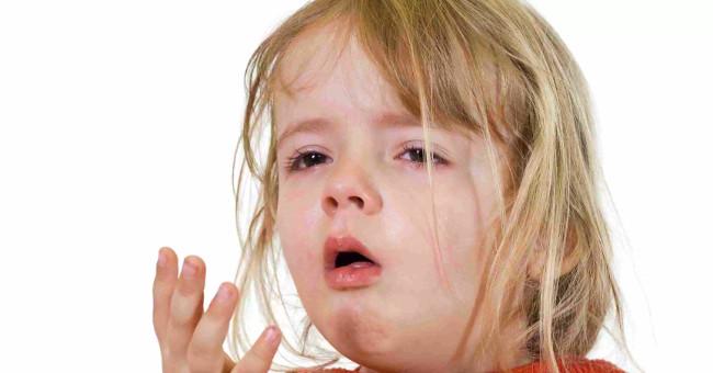 Trị ho cho bé không dùng thuốc kháng sinh