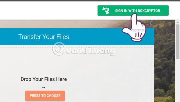 Cách gửi dữ liệu được mã hóa bảo mật trên Whisply
