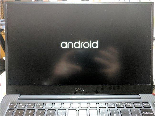 Màn hình khởi động Android