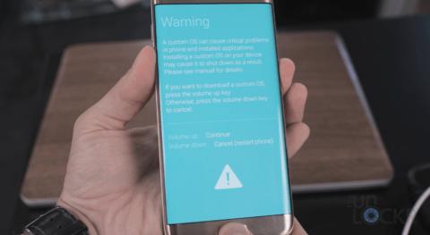 Hướng dẫn toàn tập cách root Samsung Galaxy S7 hoặc S7 Edge