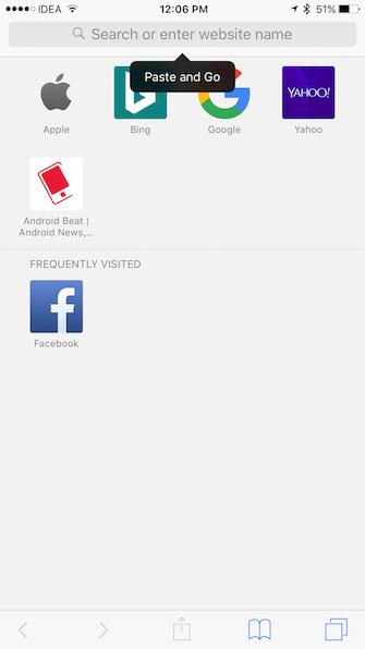 15 thủ thuật hữu ích trên Safari cho người dùng iPhone và iPad