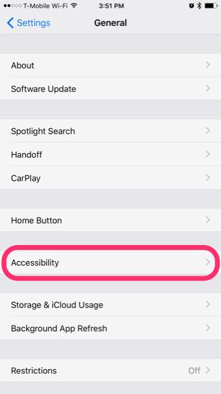 """Làm cách nào để """"bắt"""" iPhone phải đọc cho bạn nghe?"""