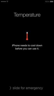 iPhone bị nóng: nguyên nhân và cách khắc phục