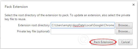Hướng dẫn cách mở và cài đặt các file .CRX