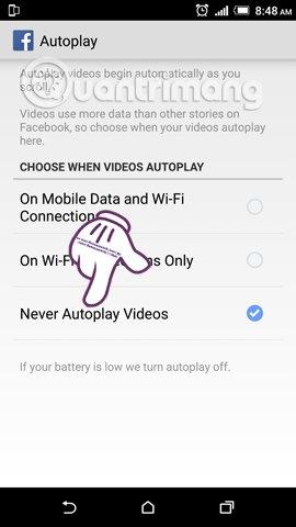 Cách tiết kiệm dung lượng 3G khi lướt Facebook