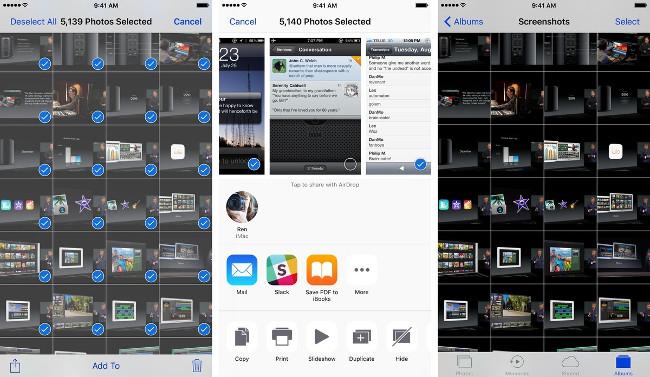 Toàn tập về ứng dụng Photos trên iPhone và iPad - Phần 1: Định vị và Album