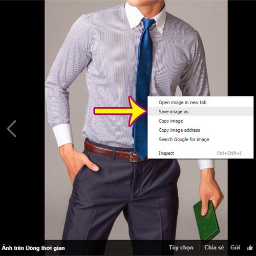 Cách tải ảnh HD, ảnh gốc, ảnh nét Fullsize từ Facebook
