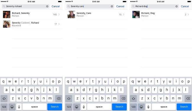 Toàn tập về ứng dụng Photos trên iPhone/iPad - Phần 3: Tính năng nhận diện khuôn mặt trên ảnh