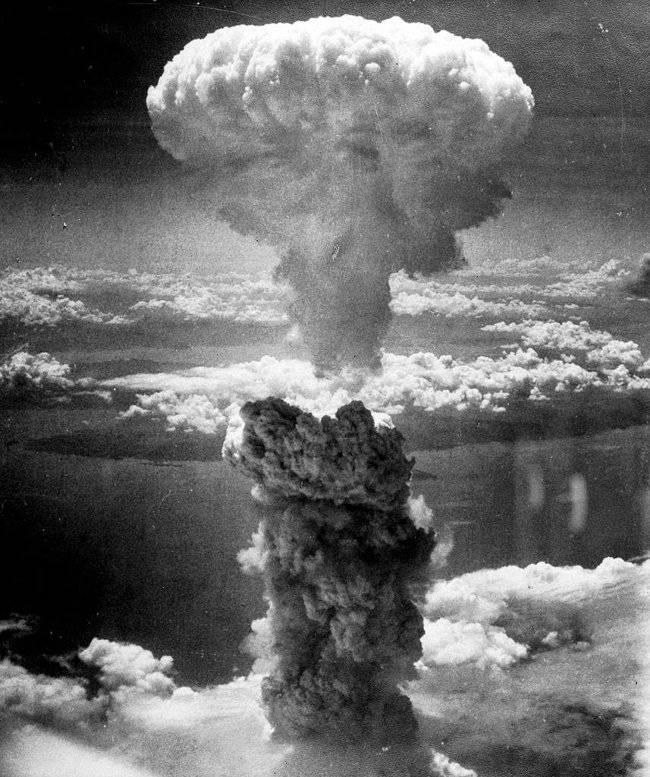 Vụ nổ bom hạt nhân ở Nagasaki, Nhật Bản