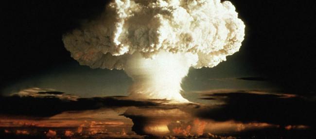 Bom hydro có sức công phá khủng khiếp hơn nhiều lần so với bom nguyên tử