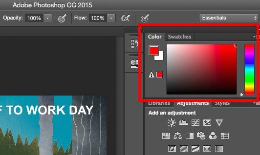 Hướng dẫn sử dụng Photoshop cho người mới