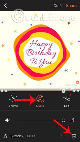 Cách chỉnh sửa video bằng ứng dụng VivaVideo trên điện thoại