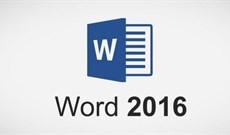 Hướng dẫn toàn tập Word 2016 (Phần 8): Lập danh sách