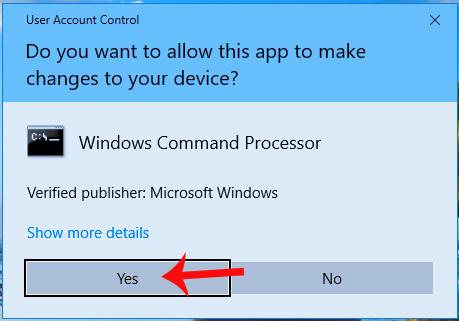 Cách mở ứng dụng ghim trên Taskbar quyền Administrator Windows 10