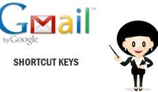 Tất cả phím tắt Gmail giúp tiết kiệm thời gian bạn nên biết