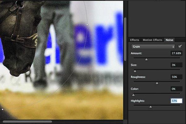 Sử dụng tính năng Blur Gallery làm mờ trong Photoshop