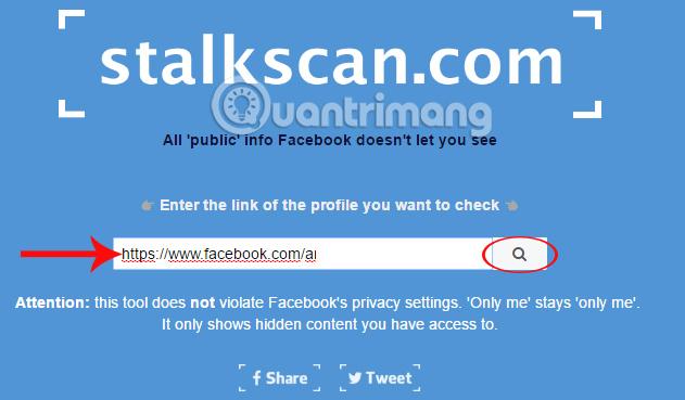 Cách kiểm tra thông tin, hoạt động người dùng Facebook