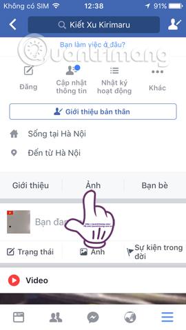 Hướng dẫn cách xóa ảnh trên Facebook - Ảnh minh hoạ 7