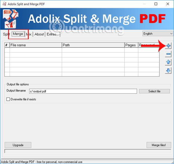 Hướng dẫn ghép nhiều file PDF thành một file PDF - Ảnh minh hoạ 4