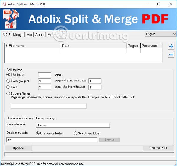 Hướng dẫn ghép nhiều file PDF thành một file PDF - Ảnh minh hoạ 3