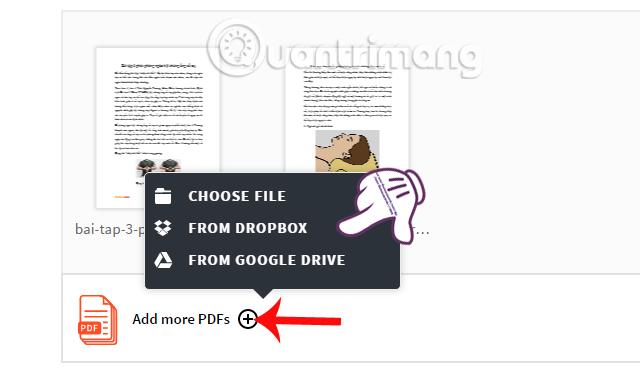 Hướng dẫn ghép nhiều file PDF thành một file PDF - Ảnh minh hoạ 10