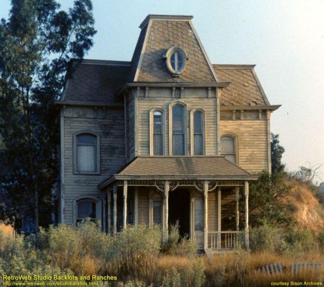 Ngôi nhà được cho là bị ma ám