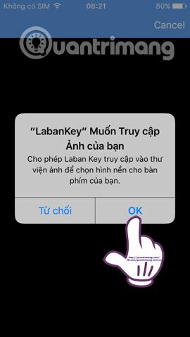 Hướng dẫn tùy biến Laban Key theo phong cách cá nhân